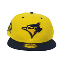 Load image into Gallery viewer, New Era Toronto Blue Jays Yellow / Navy 9Fifty Snapback