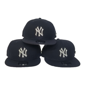 New Era New York Yankees Rhinestone Navy Blue 9Fifty Snapback