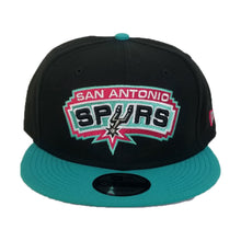 Load image into Gallery viewer, New Era South Beach San Antonio Spurs 9Fifty Snapback