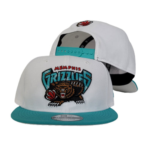 New Era Vancouver Grizzlies White 9FIFTY Snapback