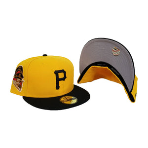 New Era Yellow Pittsburgh Pirates 1959 All Star Fitted Hat