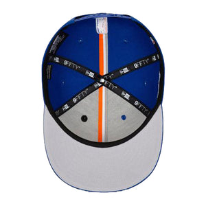 New York Knicks New Era Blue 2019 NBA Draft 9FIFTY Snapback Adjustable Hat