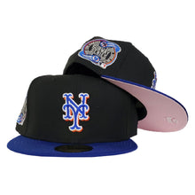 Load image into Gallery viewer, New York Mets Pink Bottom Subway Series side Patch New Era 59Fifty Fitted