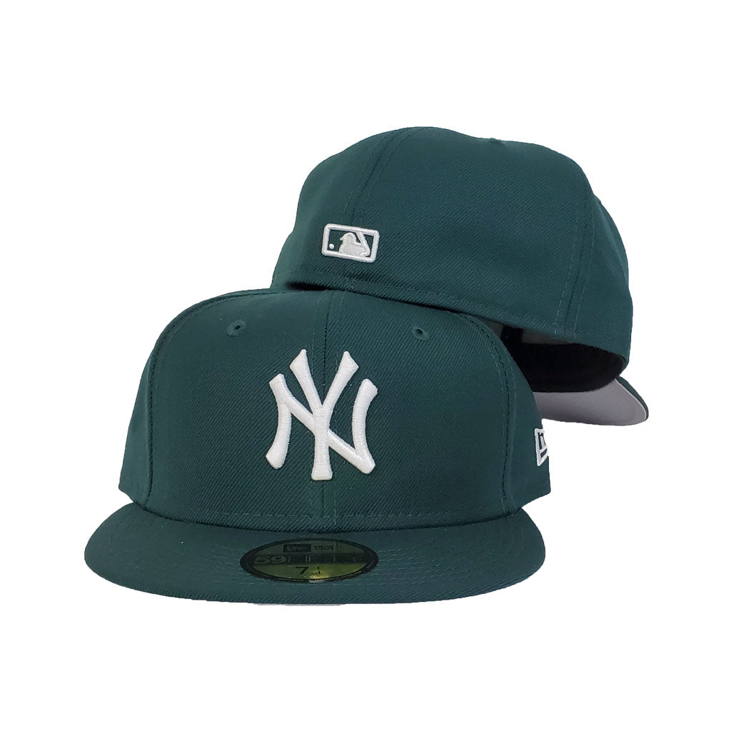 New York Yankees Dark Green New Era 59Fifty Fitted Hat