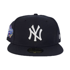 New York Yankees Navy 1998 World Series Cooperstown New Era 59Fifty Fitted Hat