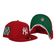 Load image into Gallery viewer, New York Yankees Red Green Bottom 2000 Subway Series New Era 59Fifty Fitted
