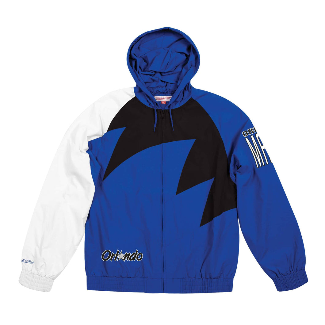 Orlando Magic Mitchell & Ness Shark Tooth Full-Zip Jacket – Royal