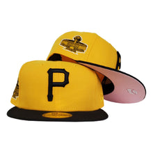 Load image into Gallery viewer, Pittsburgh Pirates Pink Bottom World Series New Era 59Fifty Fitted