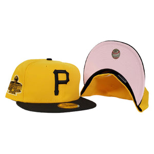 Pittsburgh Pirates Pink Bottom World Series New Era 59Fifty Fitted
