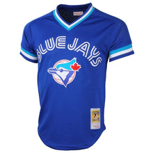 Load image into Gallery viewer, Roberto Alomar Toronto Blue Jays Cooperstown Collection Mesh Batting Practice Jersey - Royal Blue