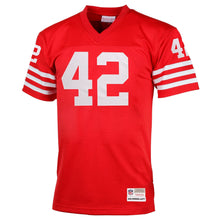 Load image into Gallery viewer, Ronnie Lott San Francisco 49ers Mitchell & Ness  Replica Jersey - Scarlet