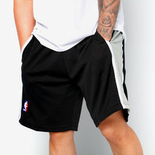 Load image into Gallery viewer, San Antonio Spurs Mitchell & Ness Hardeood Classic Men's Swingman Shorts
