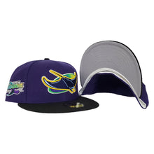 Load image into Gallery viewer, TAMPA BAY DEVIL RAYS INAUGURAL SEASONS NEW ERA 59FIFTY FITTED HAT