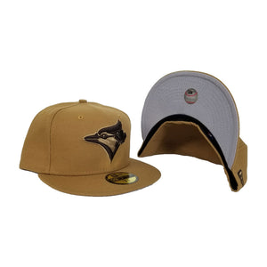 Toronto Blue Jays Panama Tan New Era 59Fifty Fitted Hat
