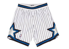 Load image into Gallery viewer, White Orlando Magic Mitchell & Ness NBA Men's Authentic NBA Shorts