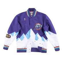 Load image into Gallery viewer, Mitchell & Ness Authentic Utah Jazz 1997 - 98 Warm Up Jacket