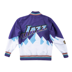 Mitchell & Ness Authentic Utah Jazz 1997 - 98 Warm Up Jacket