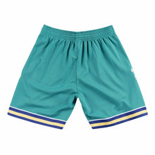 Load image into Gallery viewer, Charlotte Hornets 2005- 06 Mitchell & Ness Swingman Shorts
