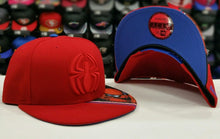 Load image into Gallery viewer, The Amazing Spider-Man 9Fifty Snapback Marvel Comics New Era Hat MED-LG NWT 0317