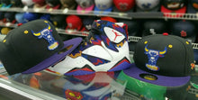 Load image into Gallery viewer, Matching New Era Chicago Bulls 5950 fitted for Air Jordan 7 Sweater