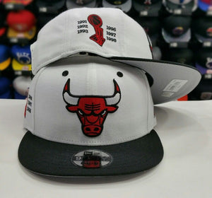Matching New Era NBA Chicago Bulls 9Fifty Snapback for Jordan 13 CHICAGO Hat