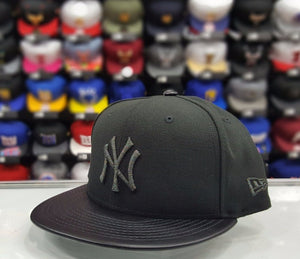 New Era 9Fifty MLB New York Yankee Hologram Logo snapback Hat