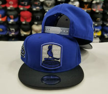 Load image into Gallery viewer, Matching New Era St. Louis Cardinals snapback Hat for Jordan 5 Royal Blue Suede