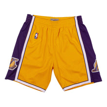 Load image into Gallery viewer, Los Angeles Lakers 2009 -10 Mitchell & Ness Swingman Shorts