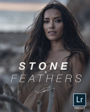 Load image into Gallery viewer, Stone &  Feathers  Lightroom Preset