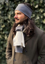 Load image into Gallery viewer, Reversible Knit Ear Warmer