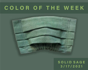 COLOR OF THE WEEK!