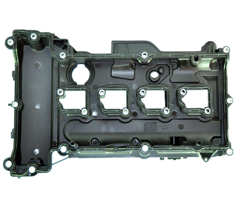 Cylinder Head Engine Valve Cover + Gaskets For Mercedes-D2P Autoparts