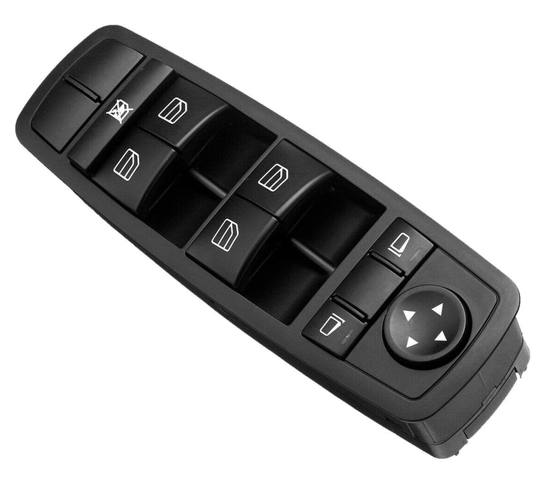 Electric Master Window Control Switch (Front Right Driver Side) For Mercedes Benz-D2P Autoparts