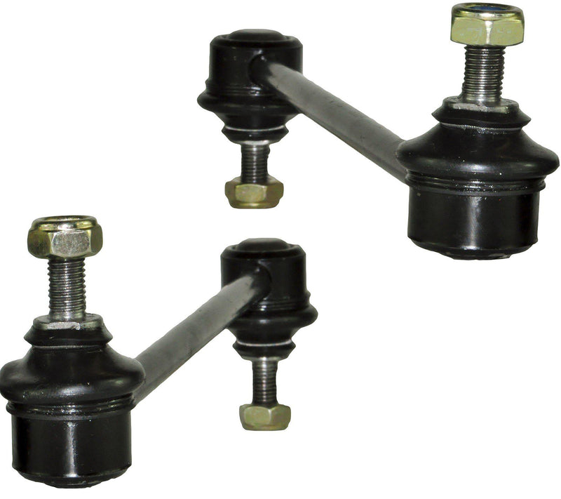 Front Anti Roll Bar Drop-Links Pair (Left & Right Sides) For Bmw-D2P Autoparts