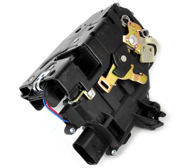 Front Left Passenger Door Lock Actuator 9 Pins For Audi-D2P Autoparts