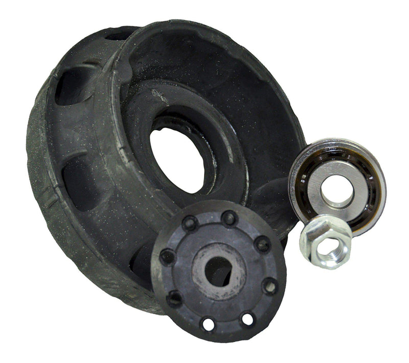 Front Left/Right Suspension Top Strut Mount & Bearing For Nissan/Renault/Vauxhall-D2P Autoparts