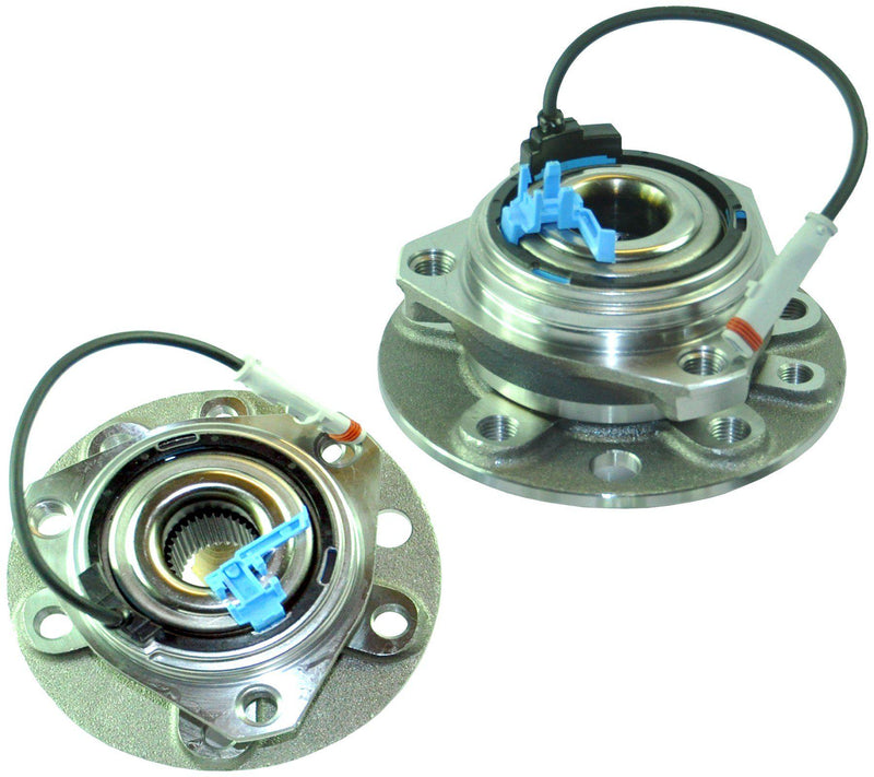 Front Left/Right Wheel Bearing + Abs For Opel-Vauxhall/Lotus-D2P Autoparts