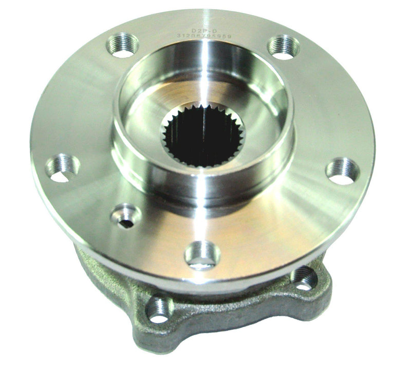 Front Left/Right Wheel Bearing Hub Assembly For Bmw-D2P Autoparts