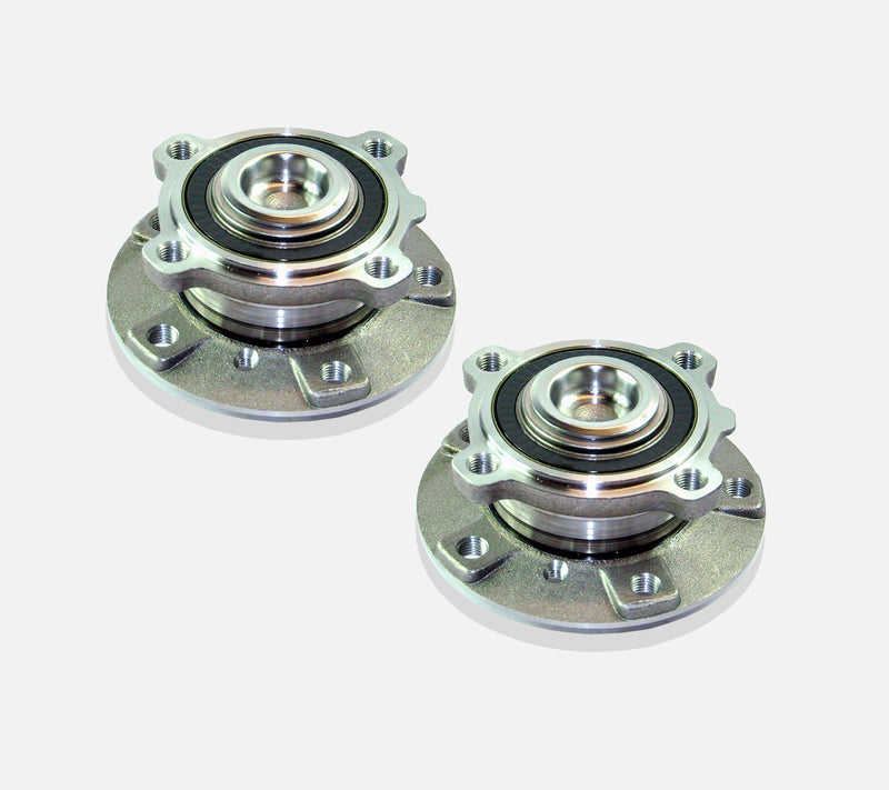 Front (Left+Right) Wheel Bearing Pair For Bmw-D2P Autoparts