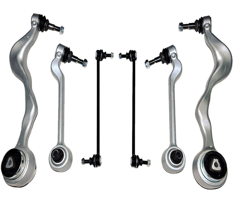 Front Lower Suspension Track Control Arms (Left & Right Sides) For Bmw E81, E93-D2P Autoparts