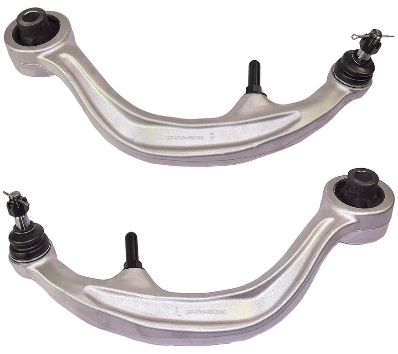 Front Lower Suspension Wishbone Control Arms (Left & Right) For Nissan/Infiniti-D2P Autoparts
