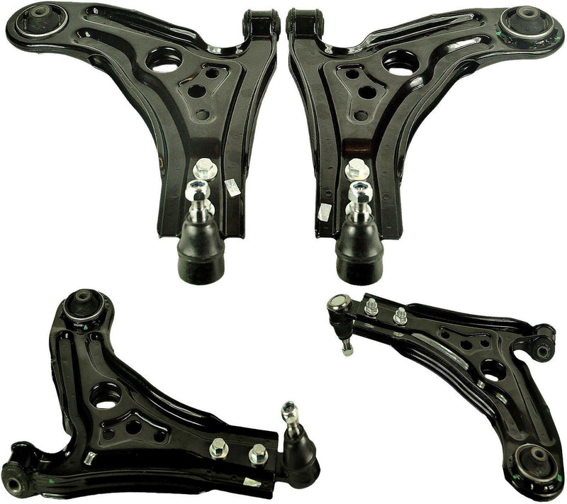 Front Lower Wishbone Control Arms Pair (Left & Right) For Chevrolet/Daewoo-D2P Autoparts