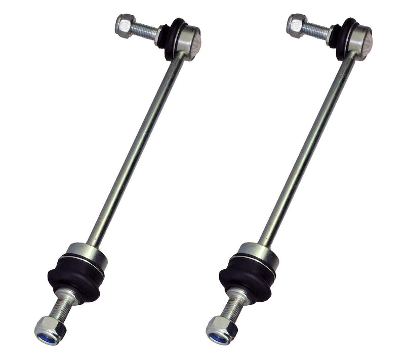 Front Stabiliser Drop-Links (Left+Right Pair) & Nuts For Discovery Mk3-D2P Autoparts