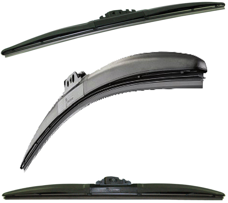 Genuine Michelin Stealth Hybrid Front Wiper Blades Pair Of 21″/ 530 Mm + 22″/ 560 Mm-D2P Autoparts