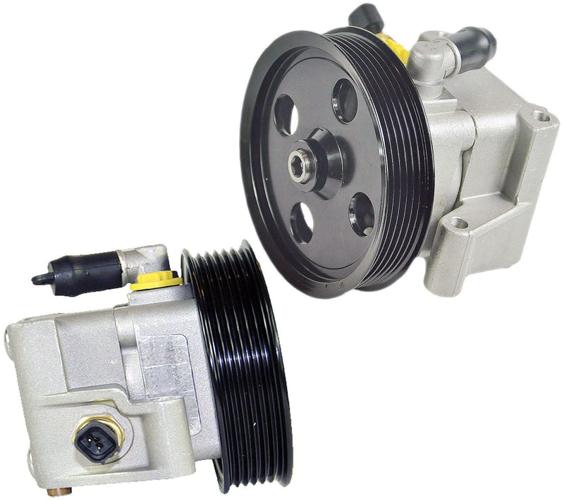 Hydraulic Power Steering Pump For Ford/Volvo (100 Bar)-D2P Autoparts