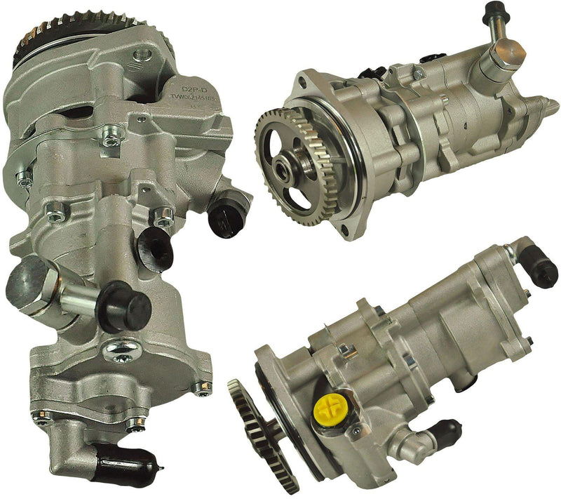 Hydraulic Power Steering Pump With Vacuum Pump (Electric) For Vw Lt-D2P Autoparts