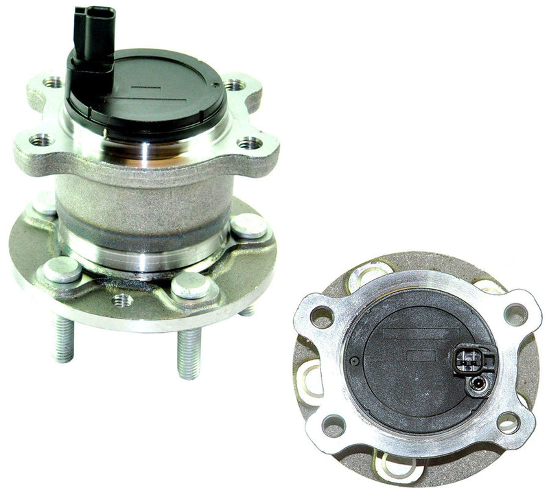Rear Left/Right Wheel Bearing Hub For Ford-D2P Autoparts