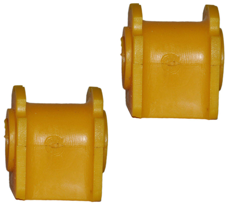 Rear Polyurethane Anti Roll Bar Bushes Pair (Rear Left & Right Sides) For Jaguar-D2P Autoparts