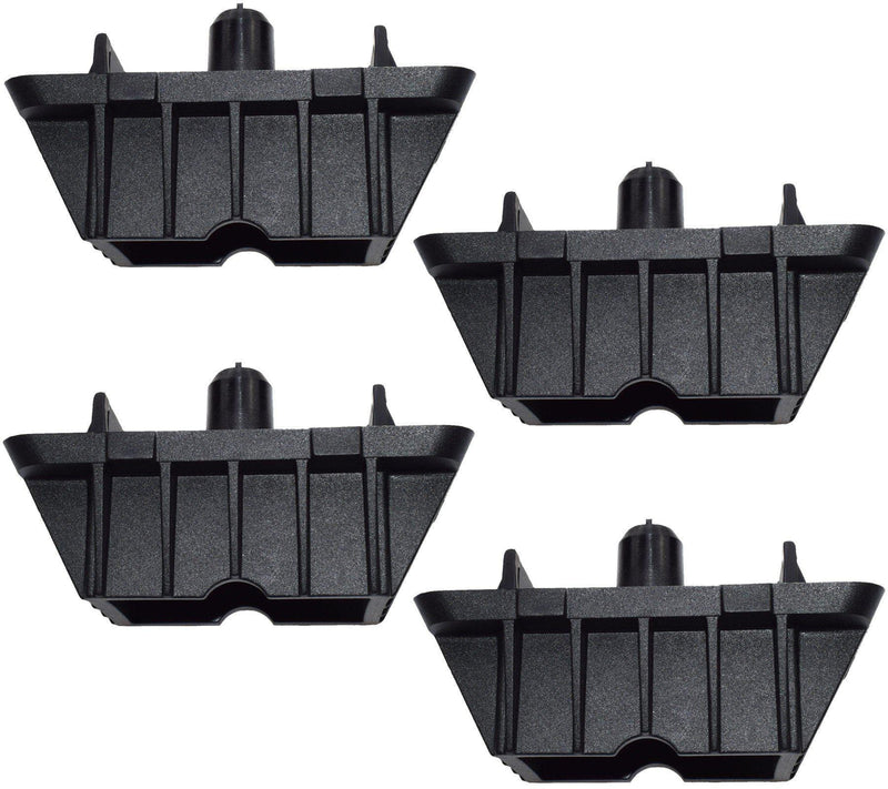 Set Of 4 Jacking Point Pad Lifting Support For Bmw/Mini Series-D2P Autoparts