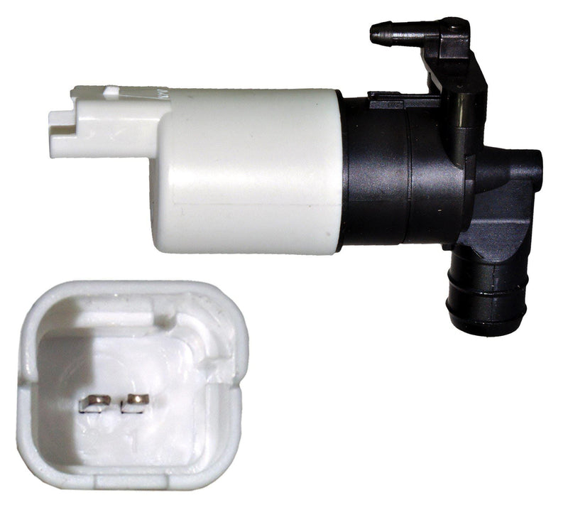 Single Outlet Windscreen Washer Pump For Peugeot/Citroen/Opel-Vauxhall/Fiat/Dacia/Toyota/Renault-D2P Autoparts